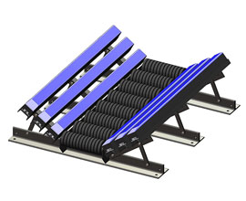 IRB - Titan™ Impact Roller Bed